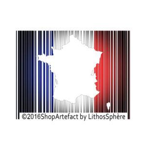 Logo made in france Shop Artefact