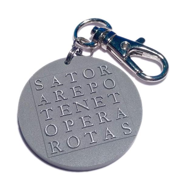 Porte-clés SATOR